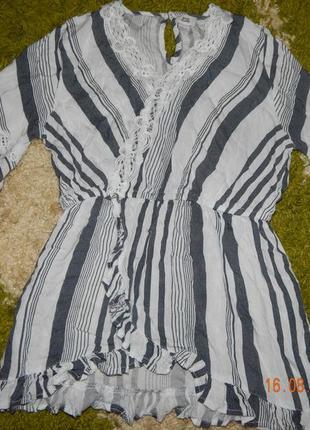 Блуза туничка