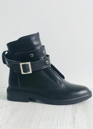 Демисезонные фирменные ботинки