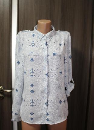 Блузка esmara в идеальном состоянии l