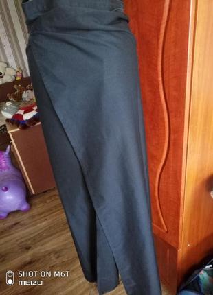 Профессиональный фартук поясной длинный2 фото