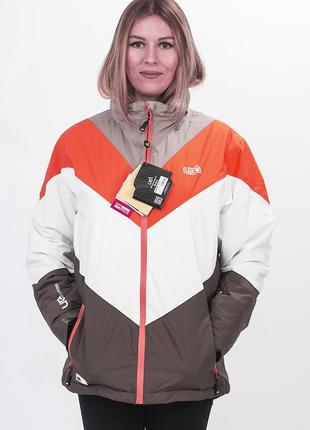 Sale куртка женская лыжная теплая uba series 5000