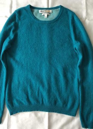 Кашемировый свитер  clements ribeiro®. м(пог-46). кашемир 100%