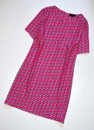New look. очень яркое и красивое платье 20 размер
