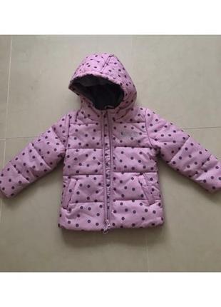 Нова куртка lupilu