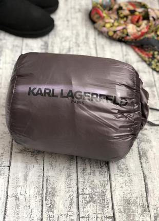 Куртка пуховик karl lagerfeld paris7 фото