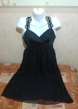 Вечернее платье - сарафан (пог - 45 см)