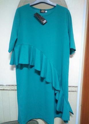 Оверсайз супер стильное платье