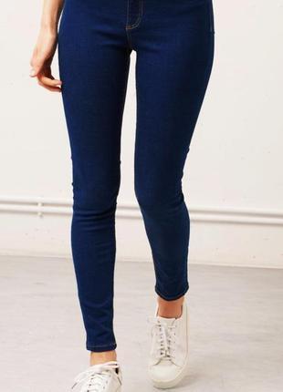 Скини джинси базовие💙