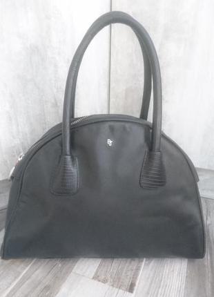 Кожаная сумка betty jackson