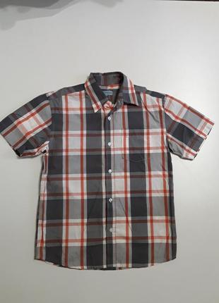 Фирменная рубашка 12-13 лет