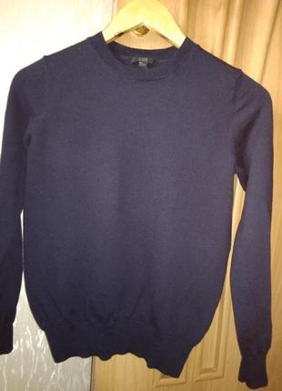 Пуловер cos. 100% шерсть