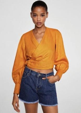 Шорти джинсові від mango р. 38 (м)