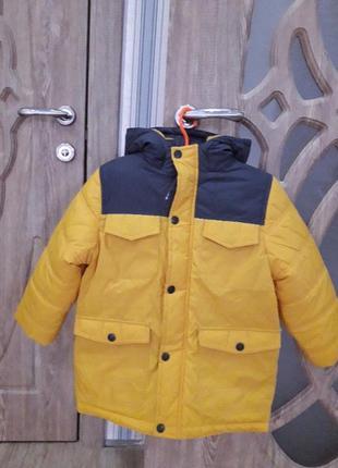 Новая демисезонная куртка lc waikiki