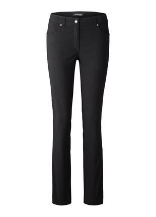Модное решение на каждый день от tchibo - брючки в джинсовом стиле - р. 60-62 укр.