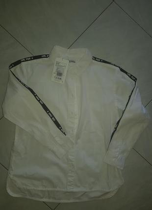 Стильна рубашка италия