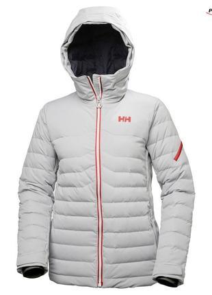 Женская куртка от дорогого, известного бренда helly hansen оригинал. размер xl-2xl.