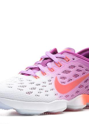 Nike / летние яркие кроссовки zoom fit agility 38 размер. для зала,бега,кардиотренировок и прогулок