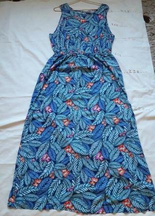 Натуральное платье,сарафан
