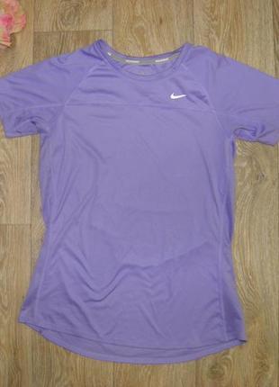 Обнова! спортивная футболка для фитнеса nike оригинал