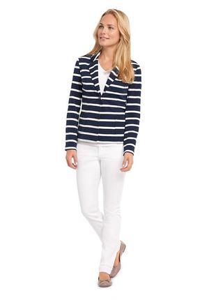 Трендовые белые джинсы - р. 50-52 укр.
