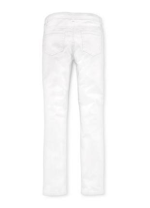Трендовые белые джинсы - р. 50-52 укр.4 фото