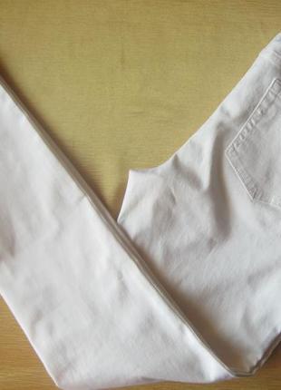 Трендовые белые джинсы - р. 50-52 укр.8 фото