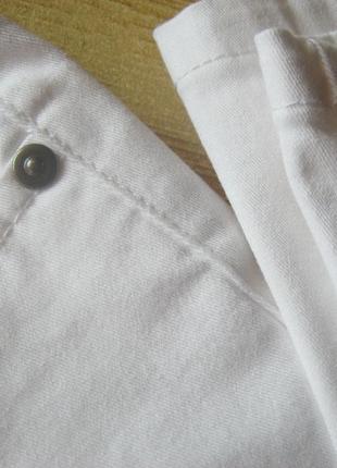 Трендовые белые джинсы - р. 50-52 укр.10 фото
