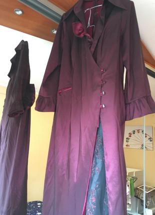 Нарядный женский костюм кардиган и юбка