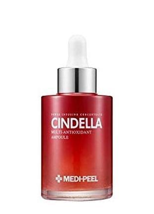 Мульти-антиоксидантная сыворотка medi peel cindella ampoule 100ml