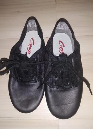 Танцевальные туфли р. 30