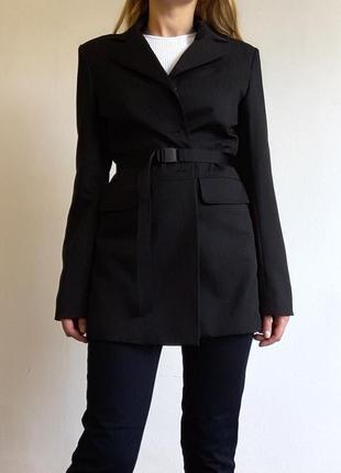 Удлиненный пиджак/жакет
