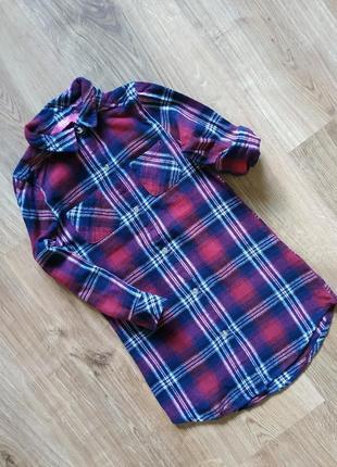 Рубашка  4-5лет