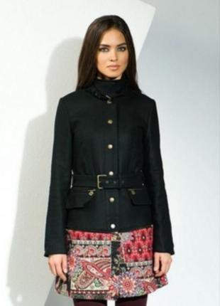 Пальто куртка desigual новое оригинал