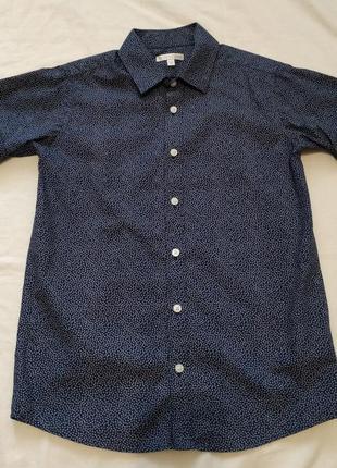 Рубашка тениска jhon rocha 11 лет 146 см 100% хлопок