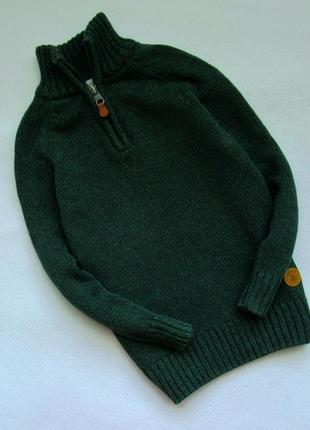 Стильный фирменный свитер l.o.g.g.4-6л р.104-110-116