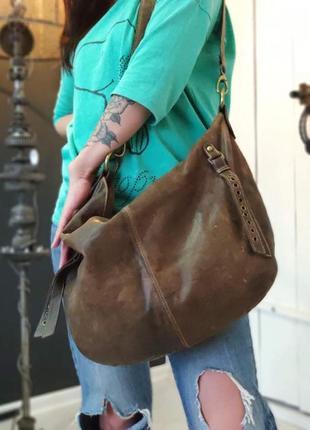 Varese 100% оригинальная итальянская кожаная сумка