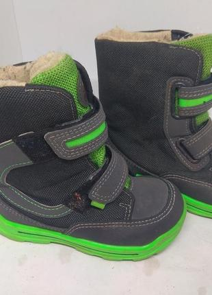 Термо ботинки 24 размер