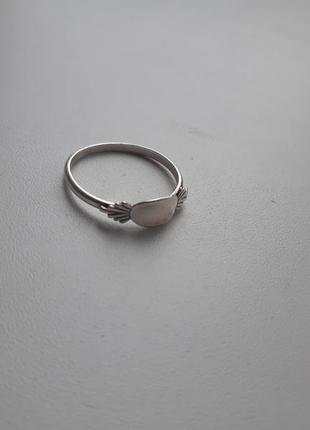 Серебряное кольцо 816 пробы