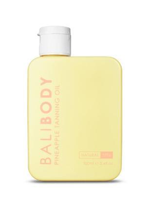 Масло для загара ананас bali body balibody pineapple tanning oil
