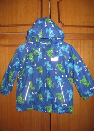 Термо куртка reima р.98