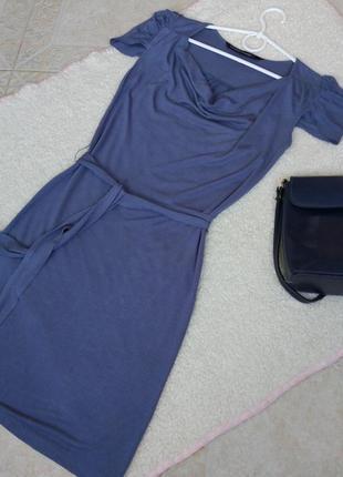 Красивое платье top secret трикотажное платье
