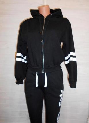 Теплый спортивный костюмчик xs-s