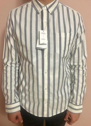 Рубашка burton menswear (новая)