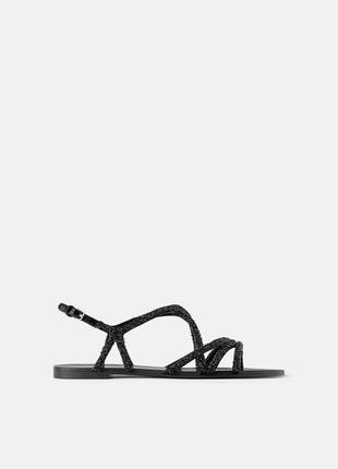 Мега крутые сандалии zara3 фото