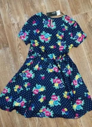 Романтичное,легкое платье george