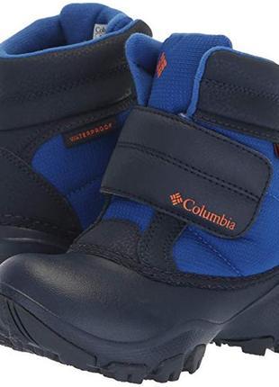 Зимние ботинки, сноубутсы columbia, 25 евро