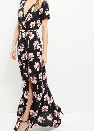 Платье new look на запах