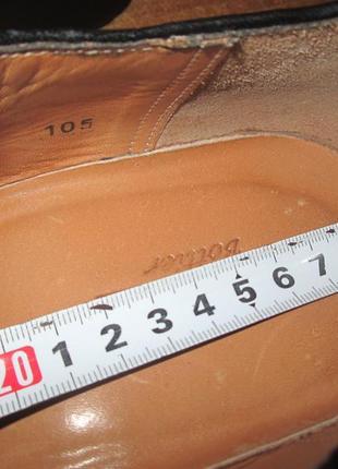 Кожаные туфли patrick броги оксфорды8 фото
