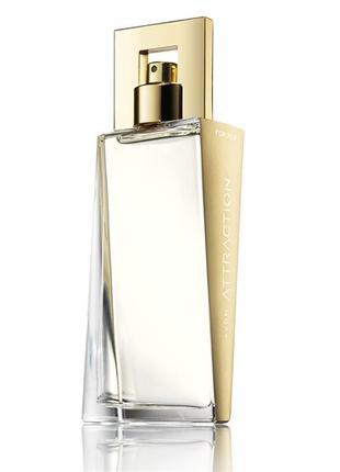 Розпродаж!!! avon парфумна вода avon attraction для неї (50 мл) суперціна!!!