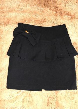 Школьная юбка 122см